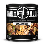 Ready Hour Banana Chips (33 servings) camping survival