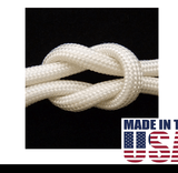 "Paracord / Parachute Cord - 550 Lb Break Strength, 1/8"" diameter.  Guaranteed U.S. Made.  Type III 550 Military Survival Cord"