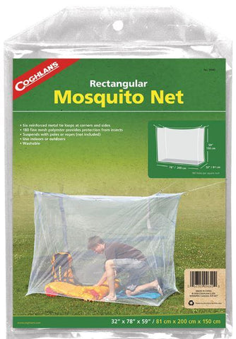 Coghlans Rectangular Mosquito Net camping survival