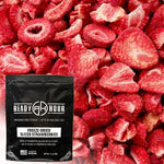 Freeze-Dried Strawberries Single Pouch (8 servings) - Camping Survival