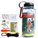Rothco's Water Bottle Survival Kit