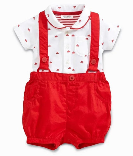 Mini Gentleman Baby Clothing Set