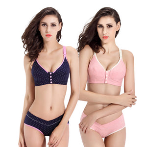 Maternity Nursing Bra & Underwear Set