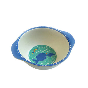 Natural Bamboo Fiber Bowl