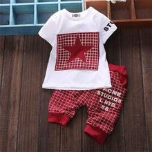 Baby boy summer clothes sets