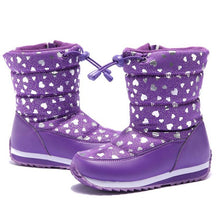 High Quality Waterproof Snow Boots (Special For Aged 3-12)