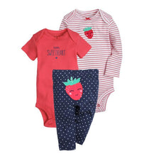 3 Pieces Lovely Strawberry Set