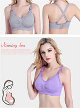 Maternity Nursing Cotton Bra