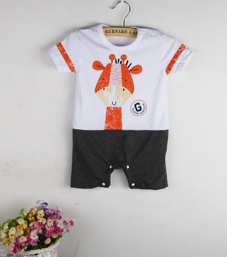 100% Cotton Giraffe Outfits