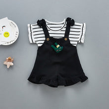 Summer Baby Girl T-Shirt & Suit