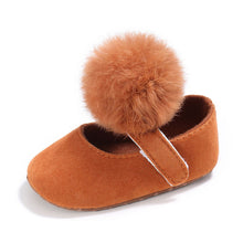 Baby Anti-Slip Moccasins For 0-18 Months