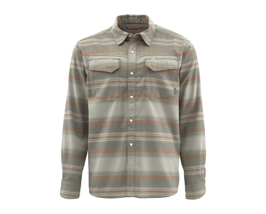 Simms Gallatin Flannel Long Sleeve Fishing Shirt