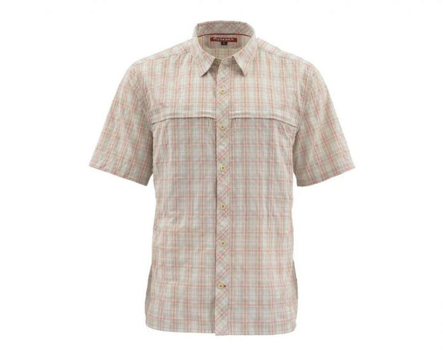 Simms Stone Cold Short Sleeve Shirt
