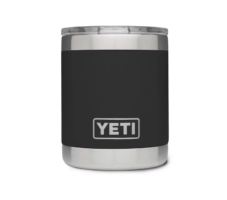 Yeti Lowball with Lid