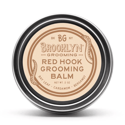 Brooklyn Grooming Balm - Red Hook Grooming Balm 57g Beard Mr Brains & Brawn