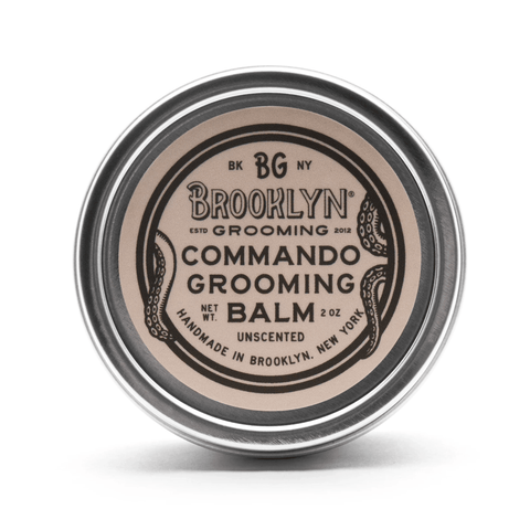Brooklyn Grooming - Commando Grooming Balm 57g Beard Mr Brains & Brawn