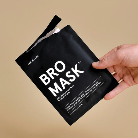 Jaxon Lane - Bro Mask (1 Piece) Skin Mr Brains & Brawn