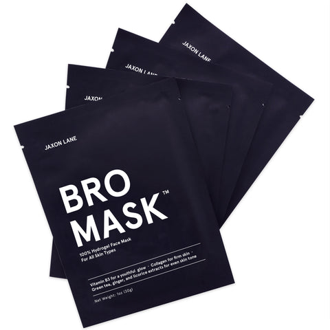 Jaxon Lane - Bro Mask (Box of 4) Skin Mr Brains & Brawn