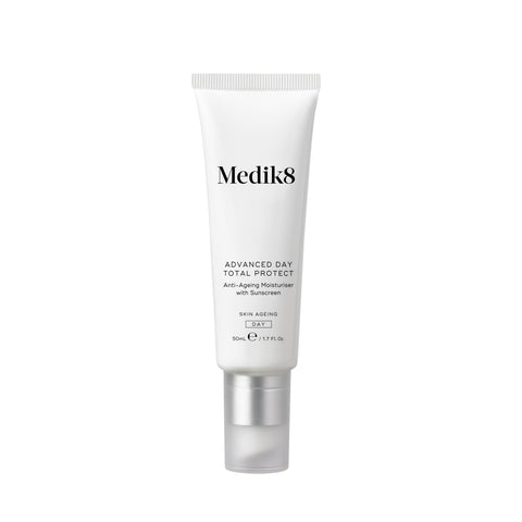 Medik8 - Advanced Day Total Protect 50ml Skin Mr Brains & Brawn