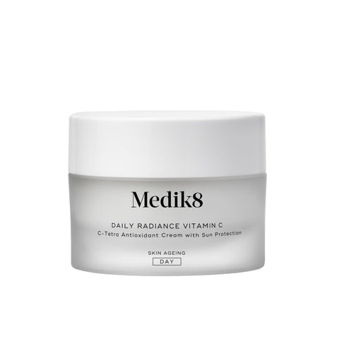 Medik8 - Daily Radiance Vitamin C 50ml Skin Mr Brains & Brawn