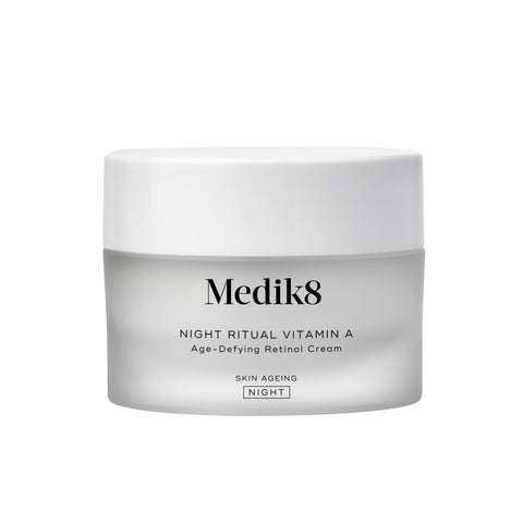 Medik8 - Night Ritual Vitamin A 50ml Skin Mr Brains & Brawn