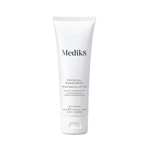 Medik8 - Physical Sunscreen 90ml Skin Mr Brains & Brawn
