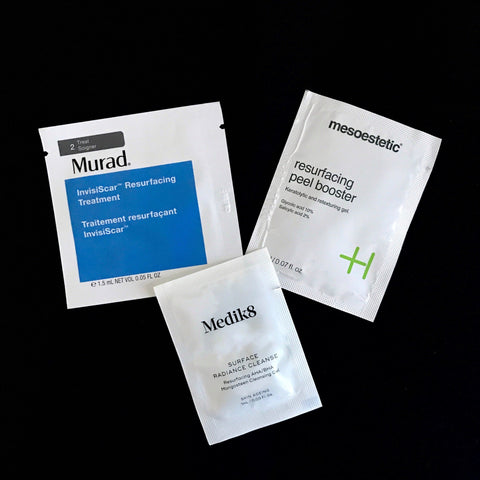 Skincare Trial Sachets (2) Mr Brains & Brawn
