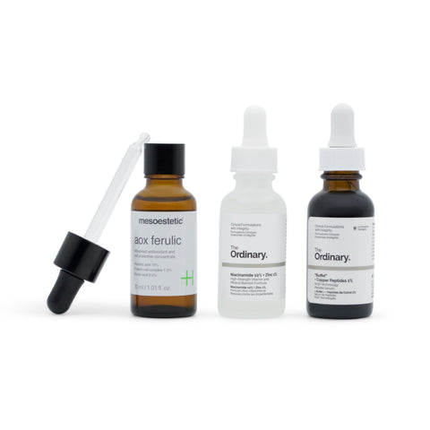 Sun Damaged Skin Repair Set Skin Set Mr Brains & Brawn
