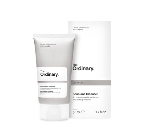 The Ordinary - Squalene Cleanser 50ml Mr Brains and Brawn