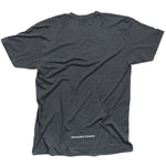 MEN'S HIBISCUS TEE - GRAY