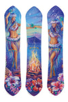 2016 HULA POWDER SERIES SNOWBOARD