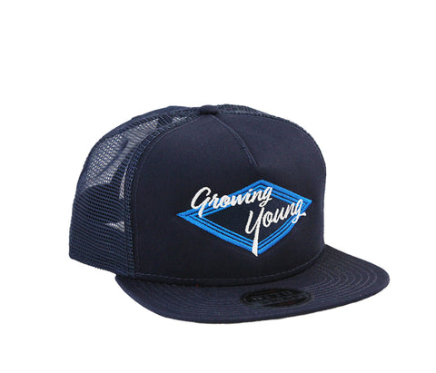 GY DIAMOND SNAPBACK TRUCKER