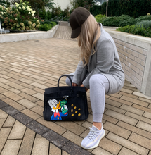 DONALD DUCK STACKS Graffiti Tote | Made Your Look Co - Made Your Look Co.