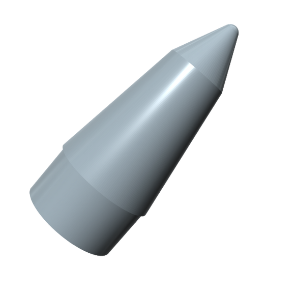 AS204 Apollo 5 Nose Cone Kit