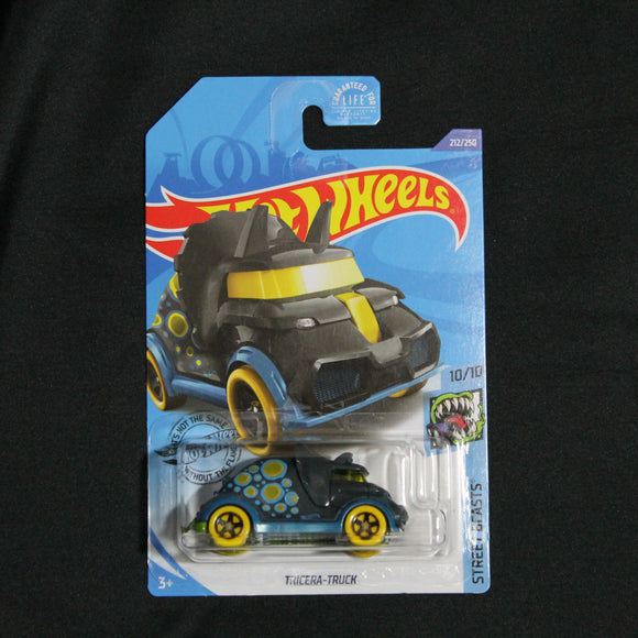 Hot Wheels 2020 Tricera-Truck Treasure Hunt