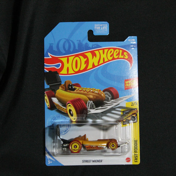 Hot Wheels Street Wiener 2021 Treasure Hunt