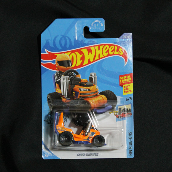 Hot Wheels Grass Chomper 2020 Treasure Hunt