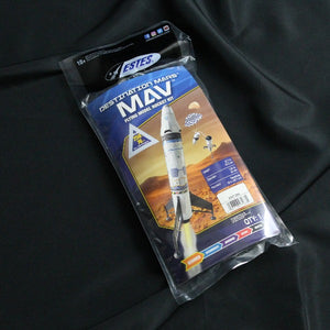 Estes Destination Mars MAV Retail Packaging