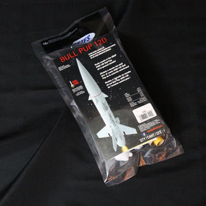 Estes Rockets Bull Pup 12D Model Rocket Kit