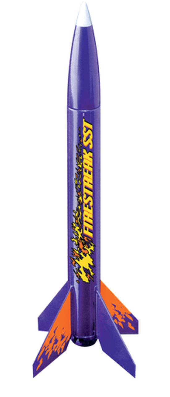 Estes Rockets Firestreak SST Model Rocket Kit