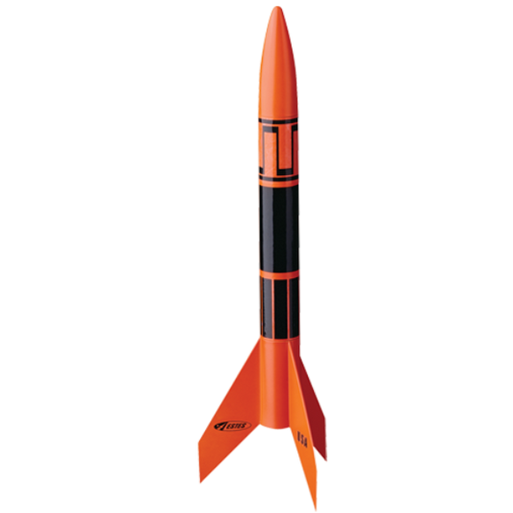 Estes Alpha III Rocket Bulk Pack of 12
