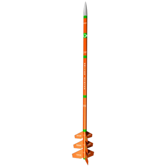 Estes Mini Comanche-3 Rocket Kit