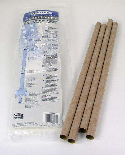 Estes Rockets Three Pack Body Tubes BT-20