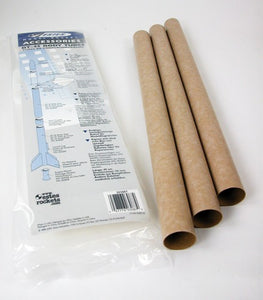 Estes Rockets Three Pack Body Tubes BT-55