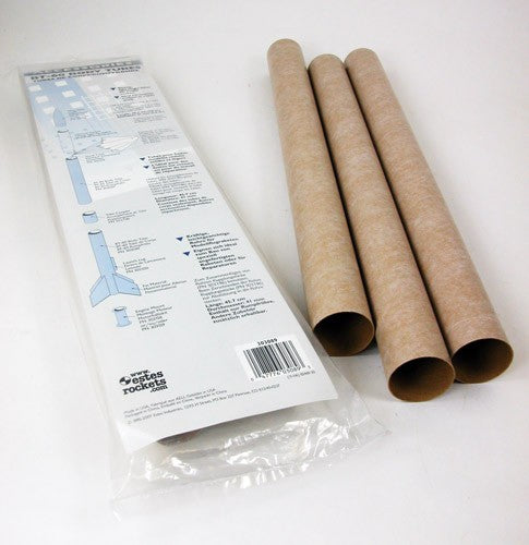 Estes Rockets Three Pack of Body Tubes BT-60