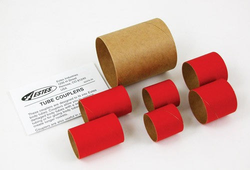 Estes Rockets Body Tube Couplers BT-55, BT-56, BT-60 & BT-80