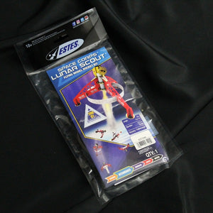 Estes Lunar Scout Retail Packaging