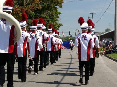 The positive effects of joining a marching band