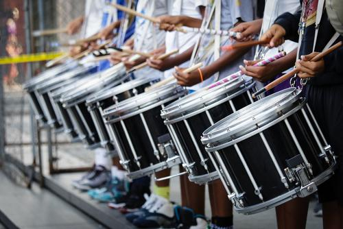 Preparing your transition to indoor drum line season
