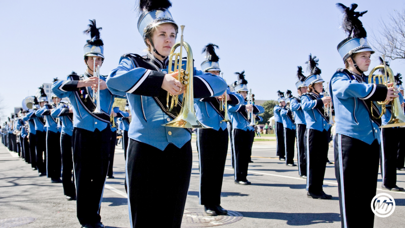 Marching Band Tips Part 3 – The NEW Posture Checklist